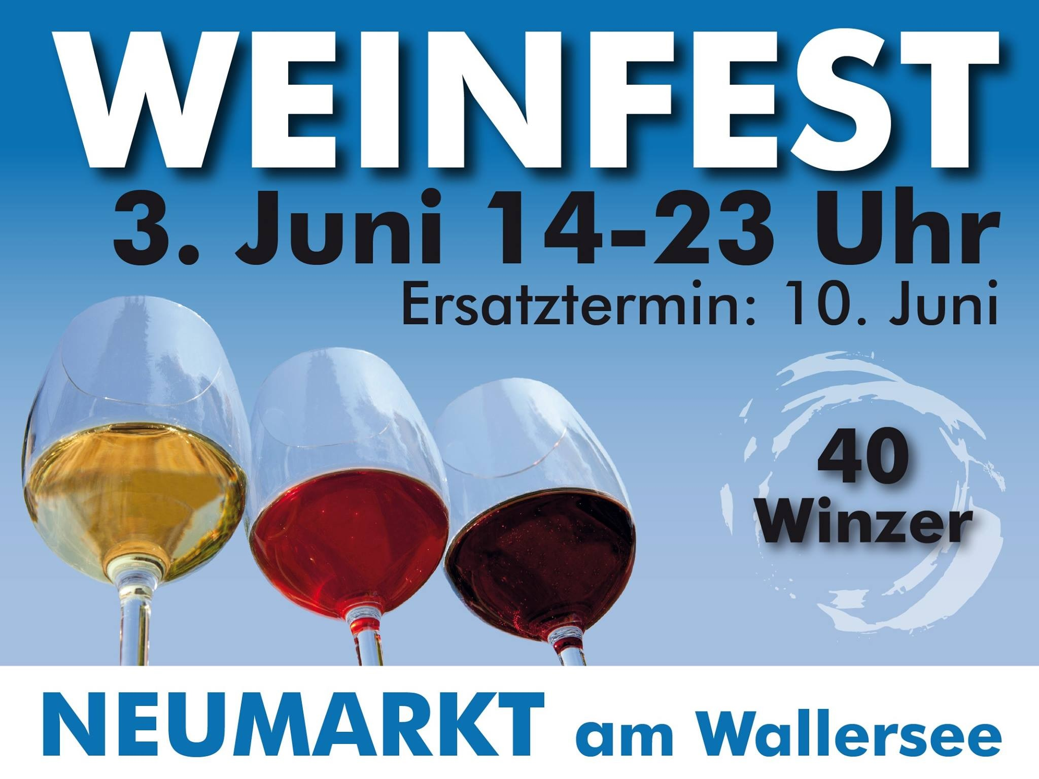 Weinfest in Neumarkt