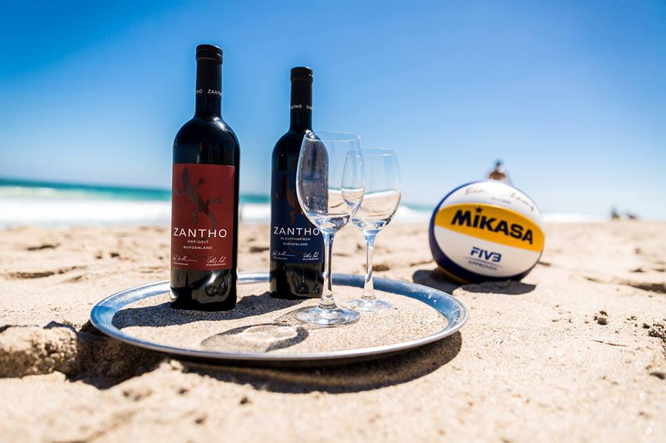 Wine Tasting by Wine Affairs & A la Carte at #ViennaMajor