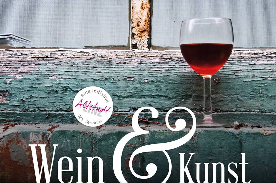 Wein und Kunst Linz 2018