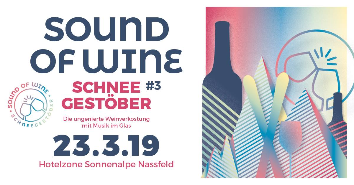 'Sound of Wine' Nassfeld 23. März